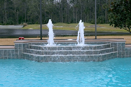 Pics For Swimming Pool Fountains